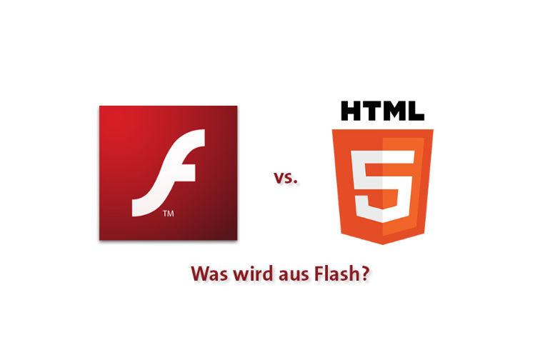 Was wird aus Flash-Webseiten?