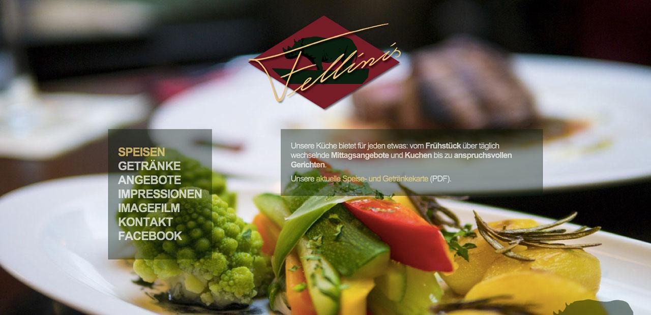 Restaurant Fellinis, Bonn