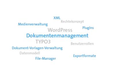 Dokumentenmanagement mit WordPress