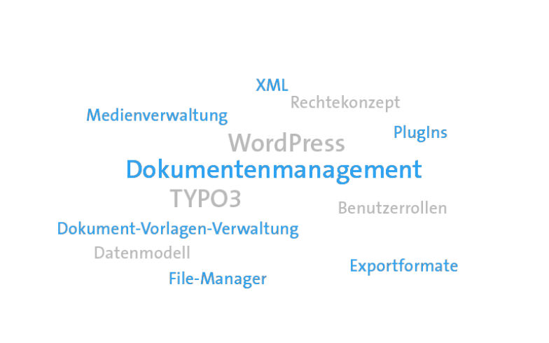 Dokumentenmanagement mit WordPress