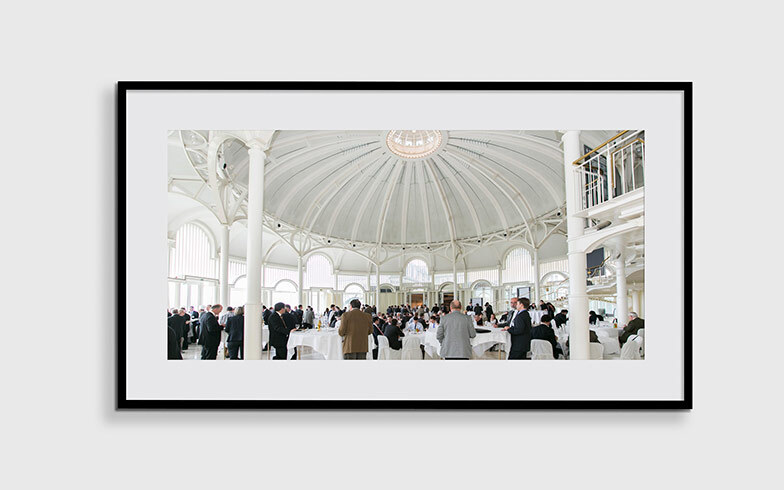 Professionelle Veranstaltungsfotos für den DLR