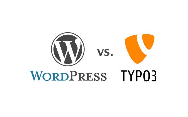 6 praktische Gründe, warum WordPress besser ist als TYPO3