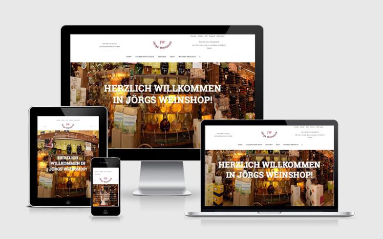 WooCommerce Webshop für Kölner Weinhandel