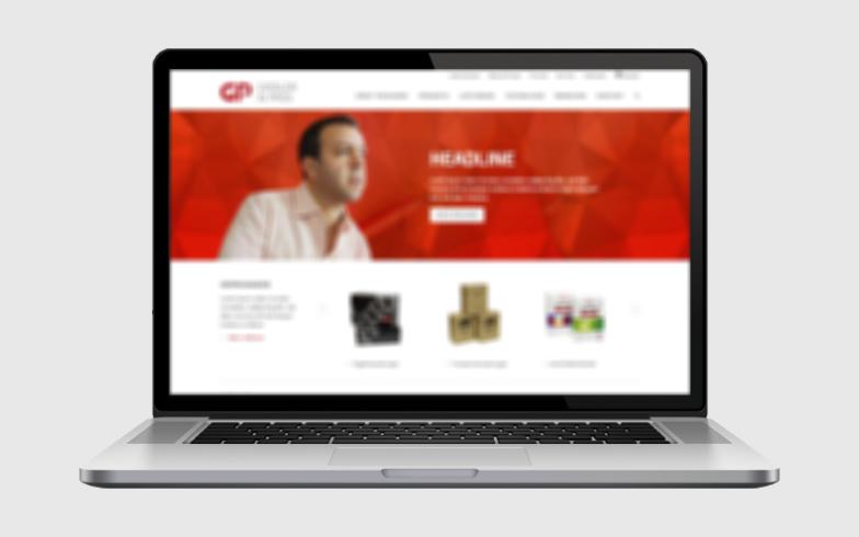 Professionelle Unternehmens-Website im Auftrag der Gerasch Communication