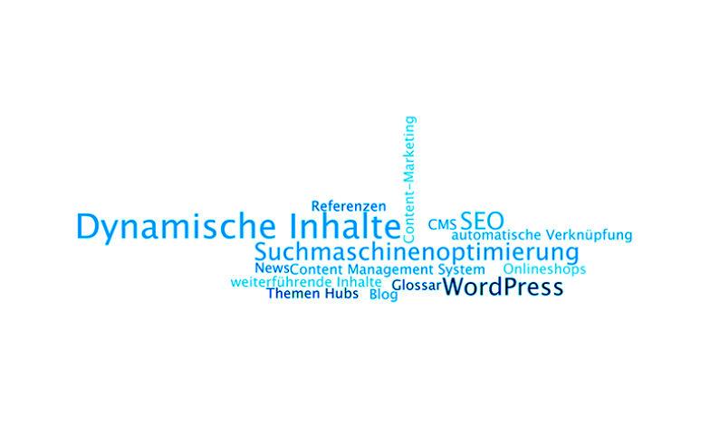 Dynamische Inhalte für Suchmaschinenoptimierung SEO verwenden