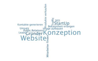 Website Konzeption für Gründer & StartUps