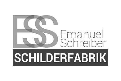 Emanuel Schreiber Schilderfabrik, Kronau