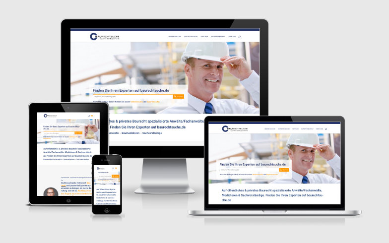 Migration des Business-Portals baurechtsuche.de von TYPO3 nach WordPress