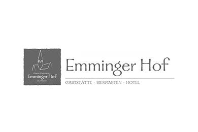 Kloster-Gaststätte Emminger Hof, St. Ottilien