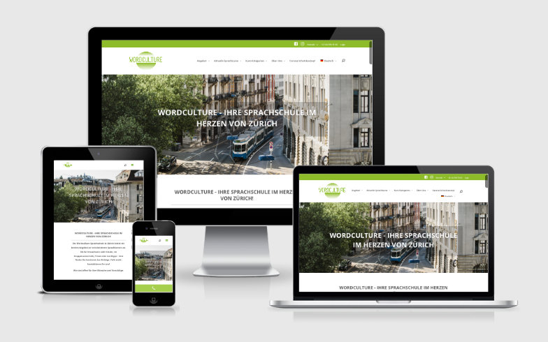 Entwicklung eines optimierten Suchfilters und Neu-Kategorisierung der Inhalte für die WordPress Website Wordculture.ch