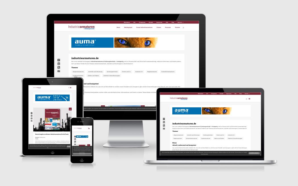 Migration von TYPO3 zu WordPress für ein Business-Portal