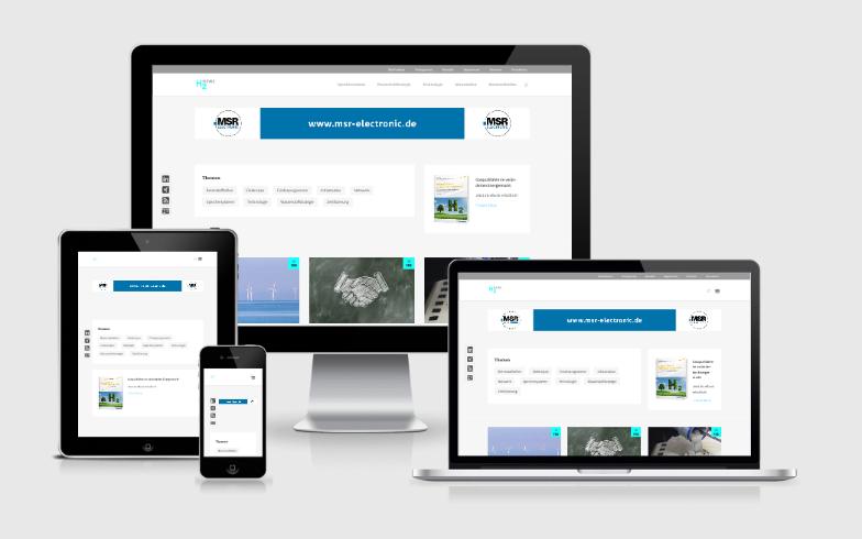 Erstellung eines Wasserstoff-Portals mit WordPress