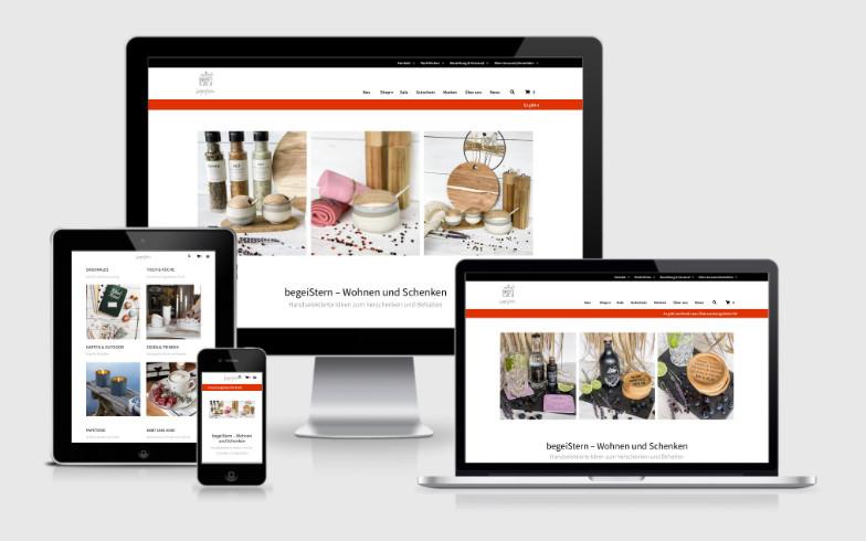 Erstellung eines professionellen Online-Shops mit WooCommerce